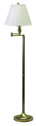 HOT VG400-AB VERGENNES FLOOR SWING ARM ANT BRASS 1-100 3WAY