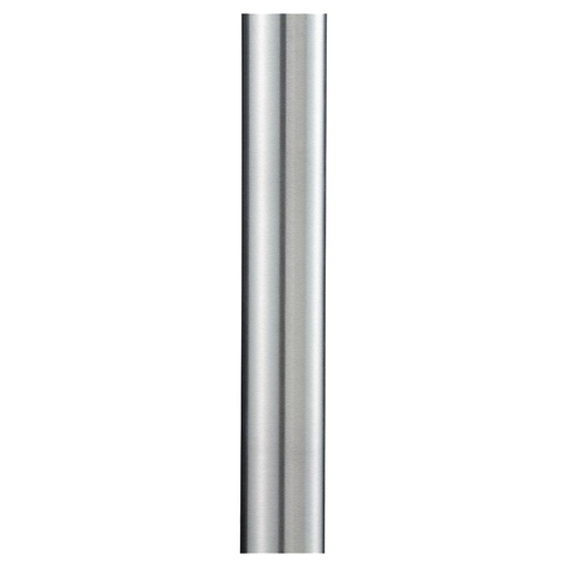 MURF 7'POST-BRAL 7' SMOOTH BRUSHED ALUMINUM POST