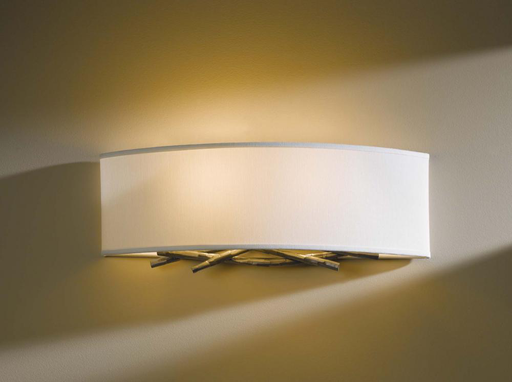 HUF 207660-07-597 DIRECT WIRE WALL SCONCE WITH SHADE OPTIONS: BRINDILLE.