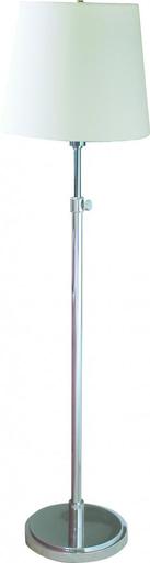 TH701-PN Polished Nickel Adjustable Floor Lamp
