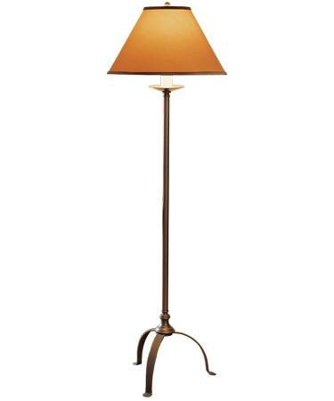HUF 242051-10-117 FLOOR LAMP WITH SHADE OPTIONS: SIMPLE LINES.
