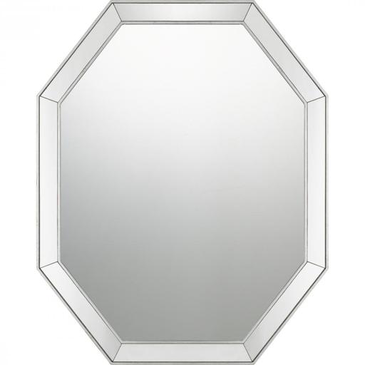 QUO QR3334 QUOIZEL REFLECTIONS MIRROR ER LEAF