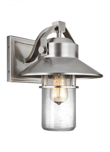 MURF OL13901PBS 1 - LIGHT OUTDOOR WALL LANTERN