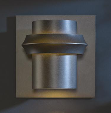 HUF 304905D-05-CTO OUTDOOR SCONCE: TWILIGHT ALUMINUM, LARGE.
