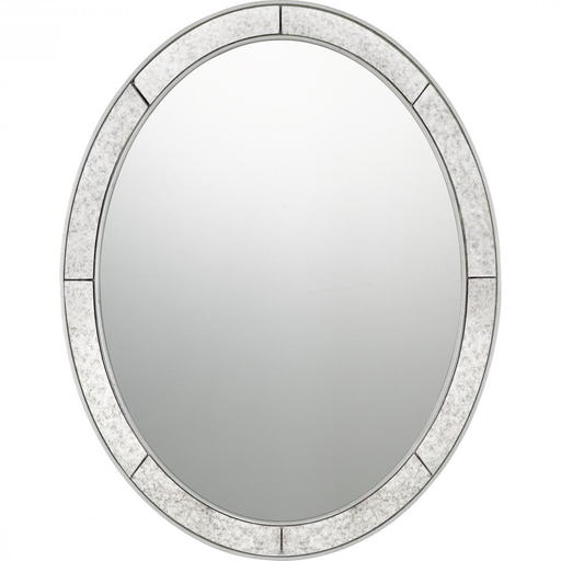 QUO QR3335 QUOIZEL REFLECTIONS MIRROR SILVER LEAF