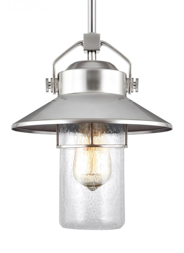 MURF OL13909PBS 1 - LIGHT OUTDOOR PENDANT LANTERN