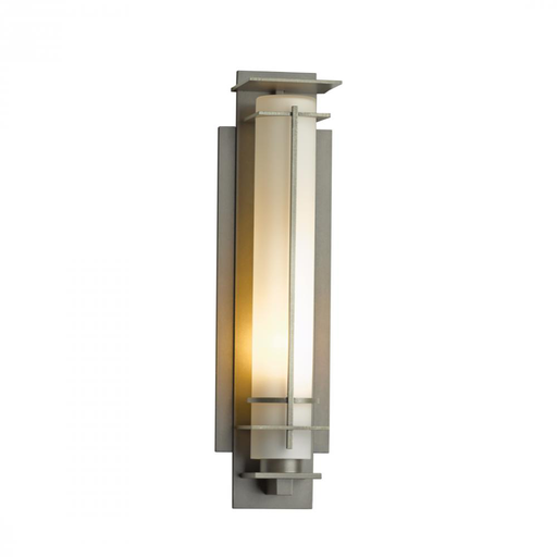 HUF 307858-08-G185 OUTDOOR SCONCE: AFTER HOURS SMALL ALUMINUM WITH GLASS OPTIONS.