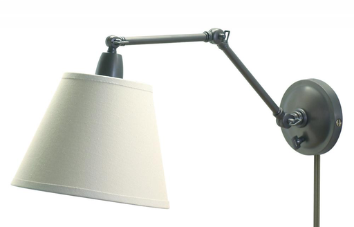 HOT PL20-OB WALL MOUNT SWING LAMP OIL RUBBED BR 1-100 MED