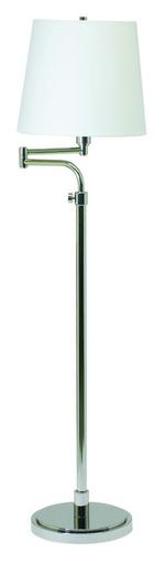 "HOT TH700-PN FLOOR LAMP POL NICKEL 50"" TO 58"" HT"