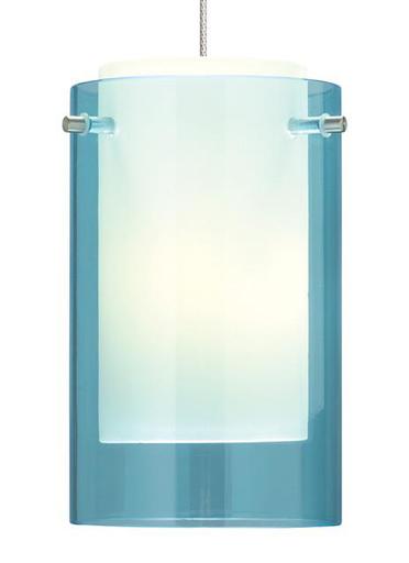 TECH 700FJECPQS-LEDS930 FJ-Mini Echo Pend aqua, sn LED