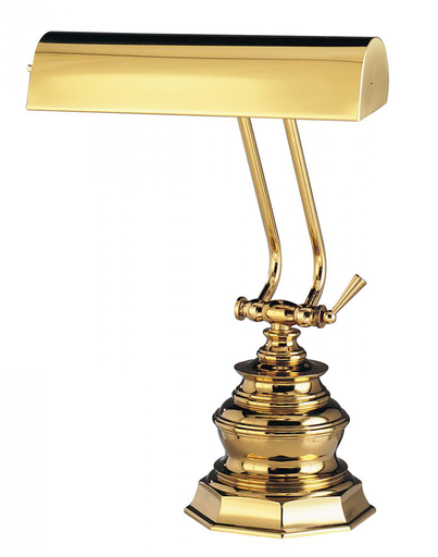 HOT P10-111 PIANO LAMP POLISHED BRASS