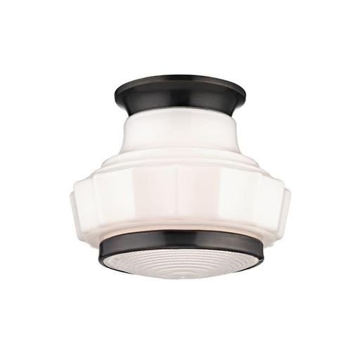 HDV 3809F-OB 1 LIGHT SEMI FLUSH