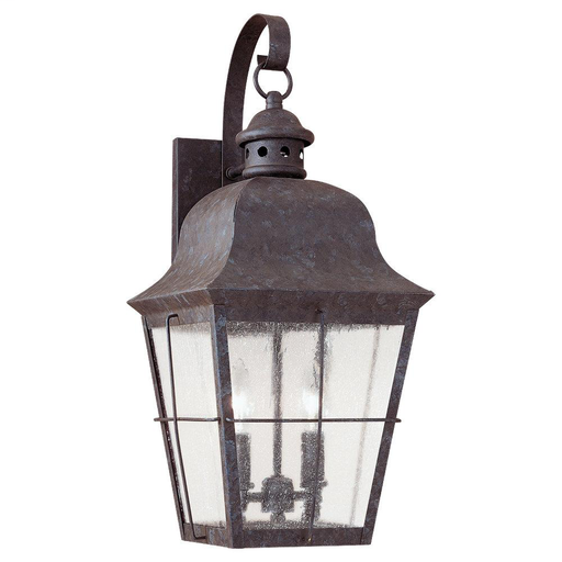 SEG 8463-46 2 LIGHT OUTDOOR WALL LANTERN