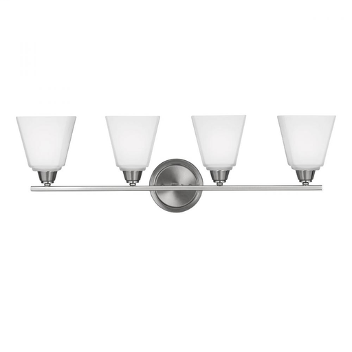 SEG 4413004-962 4 LIGHT WALL/BATH