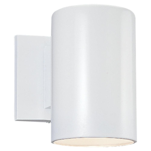 SEG 8338-15 OUTDOOR WALL 1 LIGHT WHITE DISCONTINUED