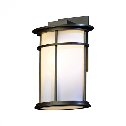 HUF 305650-05-G366 OUTDOOR SCONCE WITH GLASS OPTIONS MEDIUM. ALUMINUM