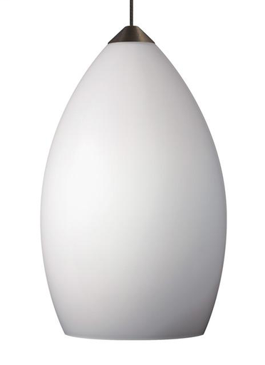 TECH 700MOFIRFWS MO-FIREFROST PEND WHITE, SN WITH 50W 12V HAL BIPIN