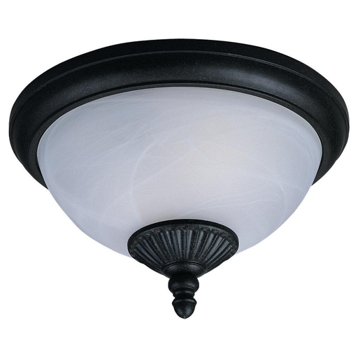 SEG 88048-185 2L CEILING OUTDOOR FORGED IRON