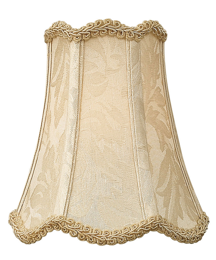 HNK 4401OW DAMASK SILK SHADE  MAX 40W