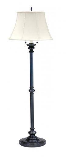 HOT N601-OB NEWPORT FLOOR LAMP 19 X 57.5 OIL RUBBED BRONZE 2-100W