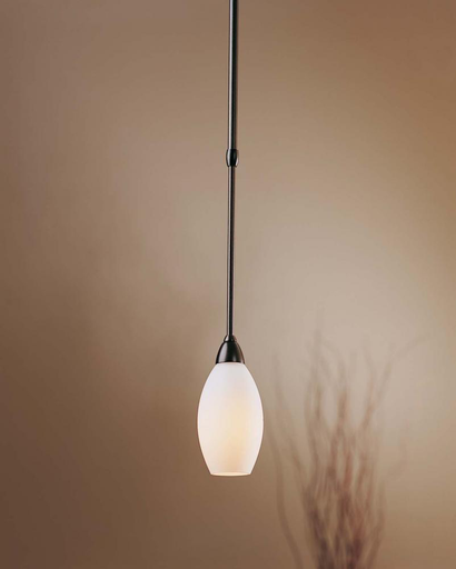 HUF 18773-201-20-H116 ADJUSTABLE PENDANT: AMBIT WITH GLASS OPTIONS. GLASS OPTIONS. INCLUDED