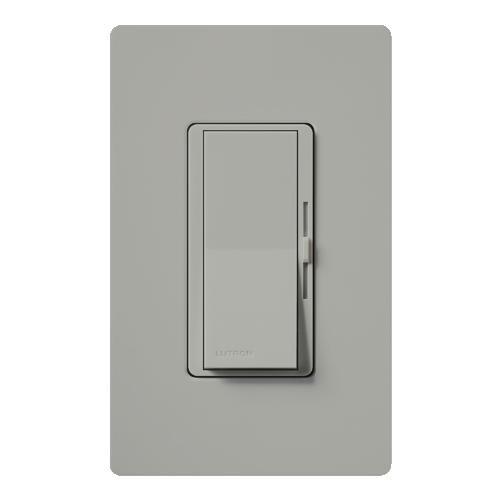 LUT DVW-600PH-GR GRY WALLPLATE