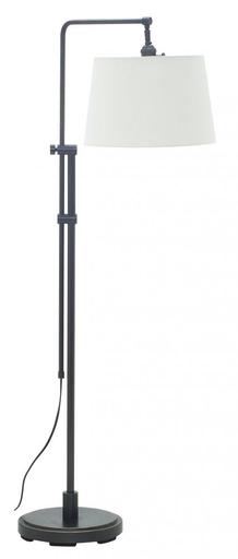 CR700-OB Oil Rubbed Bronze Floor Bridge Lamp (Shade packed seperately)