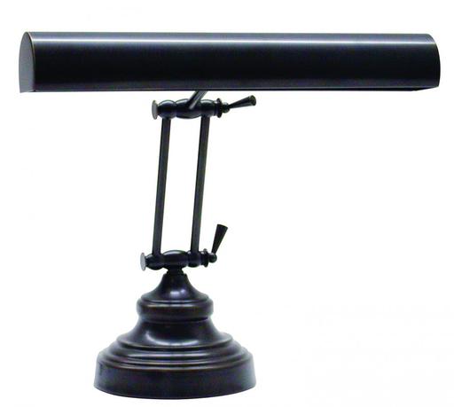 """AP14-41-91 Advent 14"""""""" Oil Rubbed Bronze Piano/Desk Lamp"""