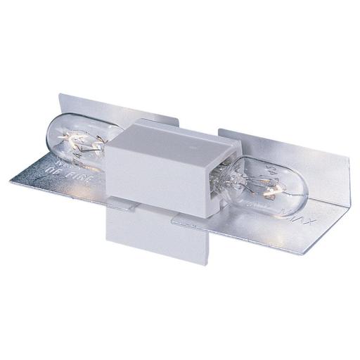 AMB 9428-15 LX LINEAR LAMPHOLDER - WHITE