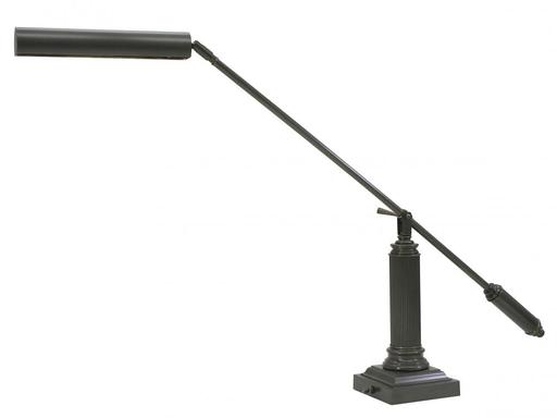 HOT P10-191-81 MAHOGANY BRZ 1-13W PL DESK LAMP