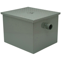 GT2700-50-4NH - Steel Grease Trap
