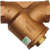 12-YBXL - Bronze Wye Type Strainer