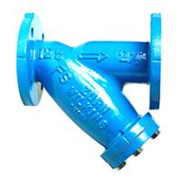 6-FSC - Ductile Iron Wye Type Strainer