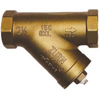 """1-SXL - 1"""" Cast Bronze Wye Type Strainer"""