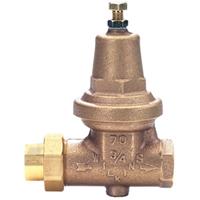 Pressure and Temperature Control Valves