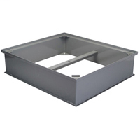 """GT2700-75-6-EXT - 75 GPM 6"""" Grease Trap Extension"""